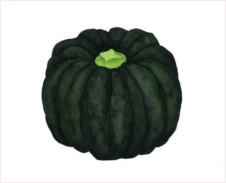 2010.11/黒皮かぼちゃ